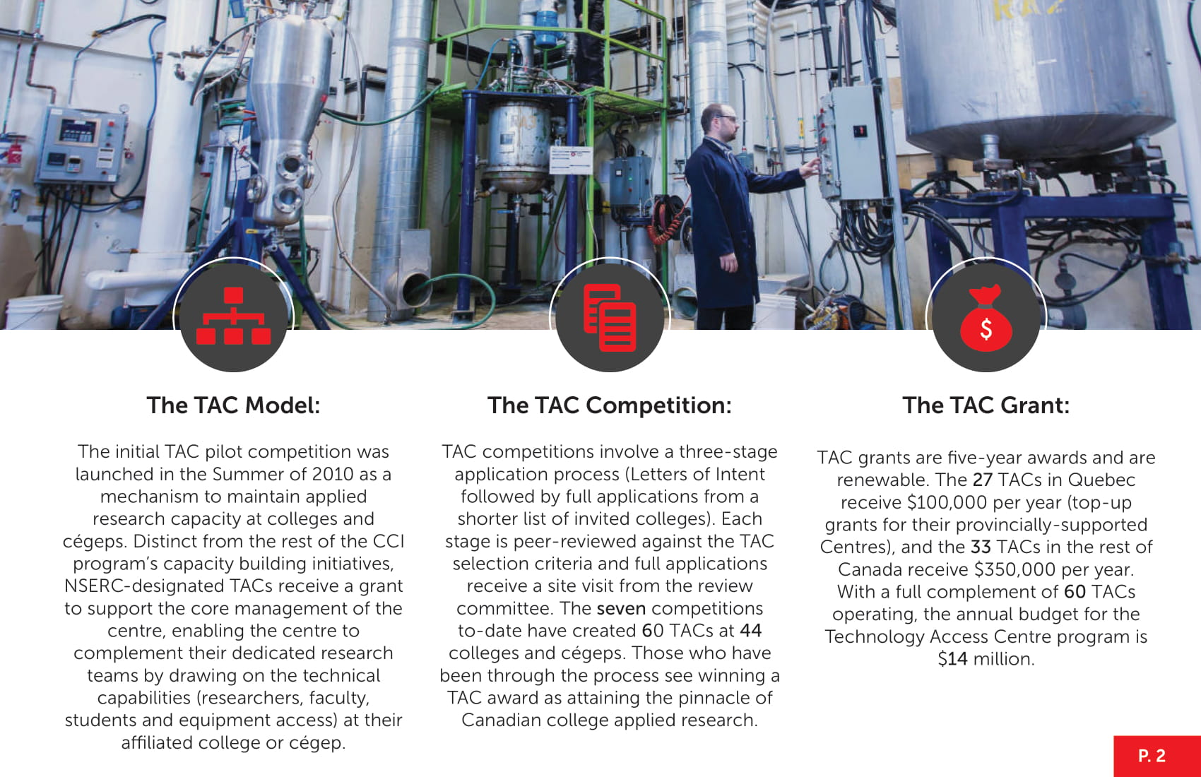 TAC Booklet Page 2