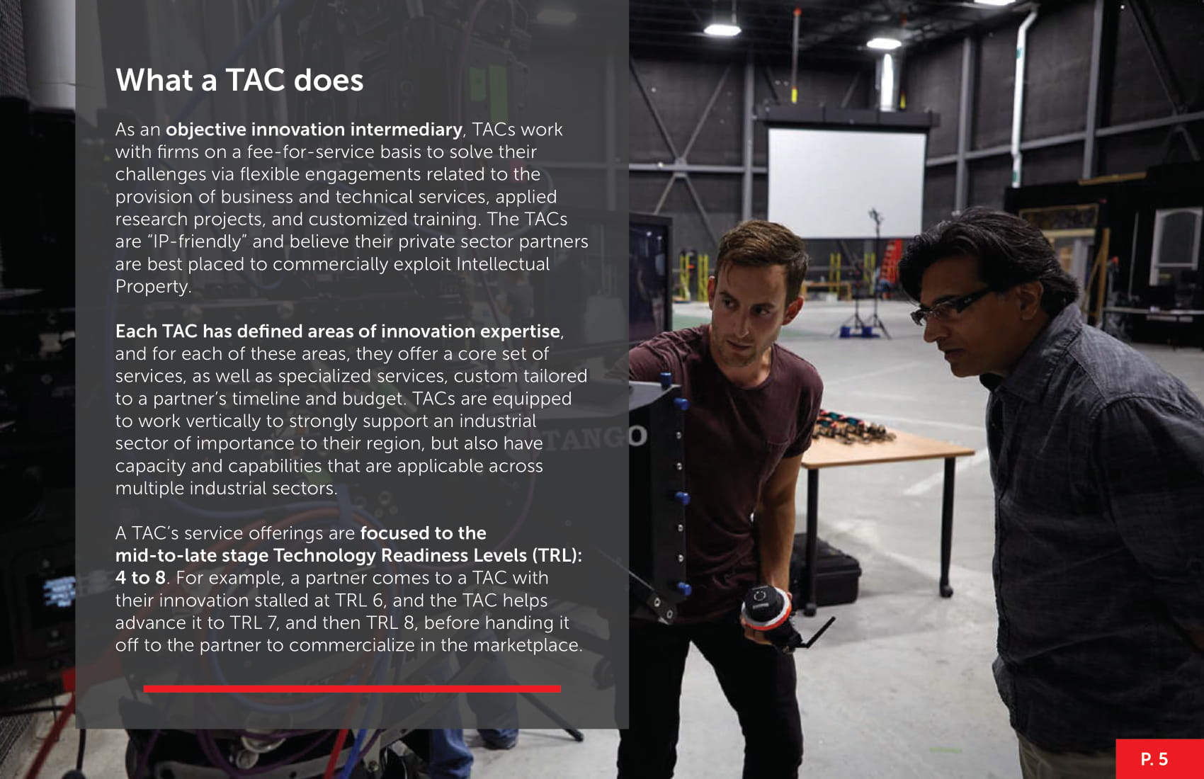 TAC Booklet Page 5